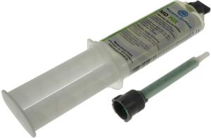 2 Komponenten Epoxyharz Kleber MD-pox Epoxykleber 1zu1 Doppelspritze-Blisterkarte 25g