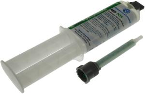 2 Komponenten Epoxyharz Kleber MD-pox Epoxykleber 30 Minuten 11 Doppelspritze 25g
