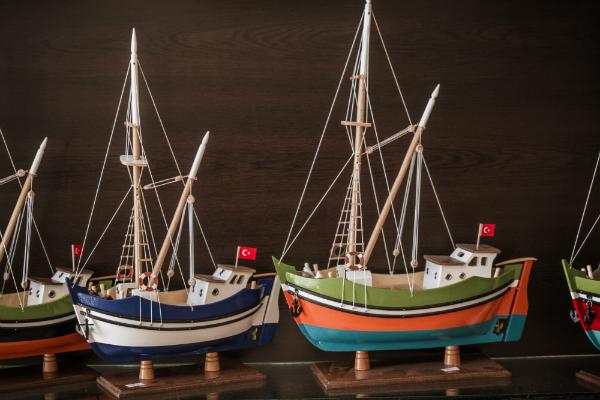 Modell Segelschiffe