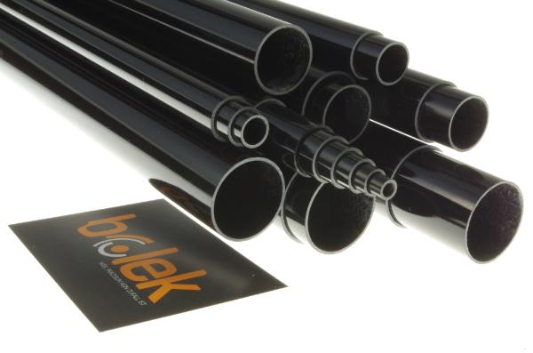 Glasfaser-Rohr teleskopierbar Serie T