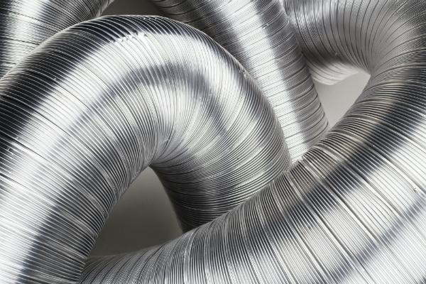 Aluminium Luftschlaeuche