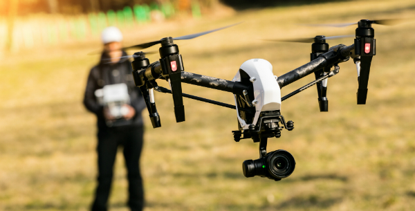 Drohnen mit vielen Moeglichkeiten