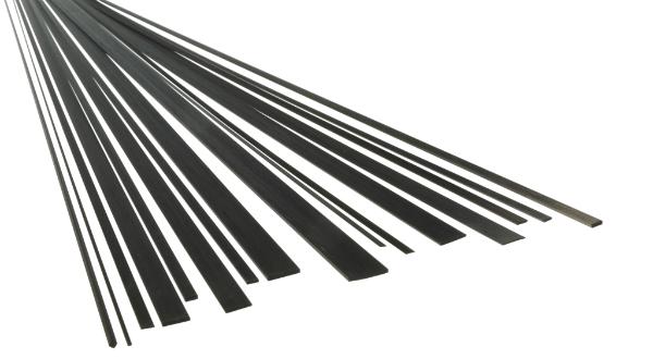 CFK Carbon-Flachstab