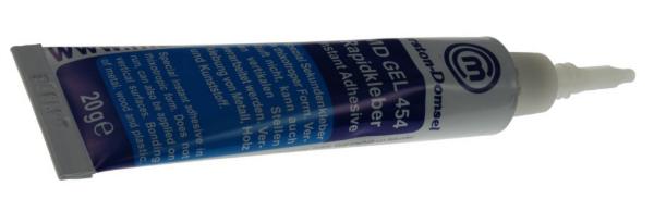 MD-Gel Rapidkleber Tube 20